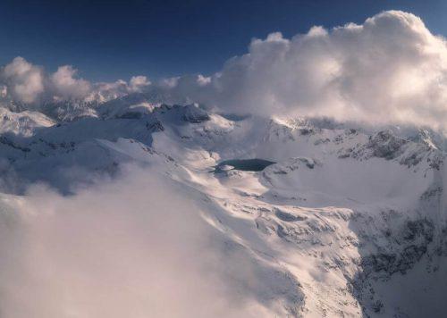 Landschaftsfotograf Landschaftsfotografie Fotografie Landschaft Natur Zeit Panorama Allgäu Alpen Berge Hinterstein Winter Schnee verschneit Oberallgäu