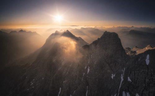 Landschaftsfotograf Landschaftsfotografie Fotografie Landschaft Natur Zeit Panorama Tirol Lechtal Hochalpen Sommer Fernpass Hahntenjoch